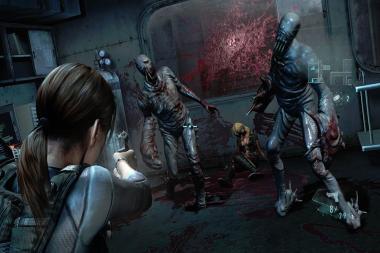 Resident Evil: Revelations מגיע ל-PS4 ול-Xbox One