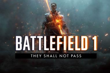 Battlefield 1- צפו ב-90 דקות מתוך הרחבת They Shall Not Pass