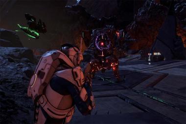 Mass Effect Andromeda - שחקנים מתלוננים על אנימציות מוזרות ובאגים
