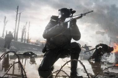 Battlefield 1 מקבל ארבע וריאציות לנשקים קיימים במשחק