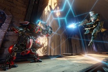 Quake Champions - נחשפה מפה חדשה