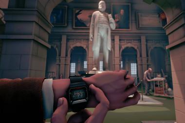 חברת White Paper Games מכריזה על משחקה החדש, The Occupation
