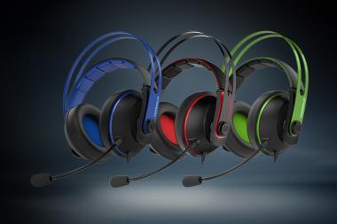 ביקורת - אוזניות Asus Cerberus 2