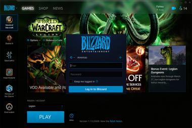 בליזארד ממשיכה בצעדי הפרידה שלה מ-Battle.net