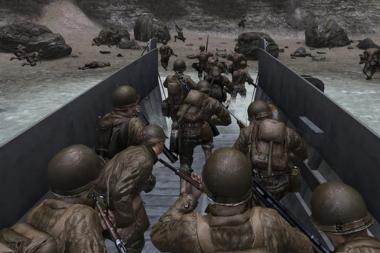 """שמועה: Call of Duty הבא """"חוזר למקורות"""" עם World War 2"""