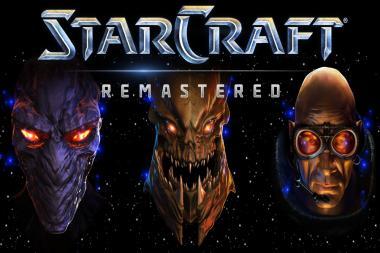 StarCraft Remastered הוכרז. יגיע ב-2017