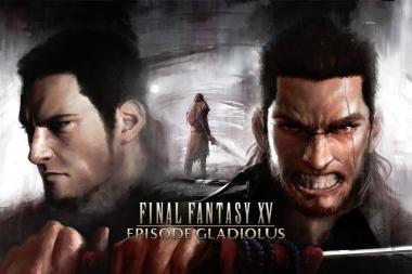 Final Fantasy XV - הפרק של גלאדיולס יהיה זמין החל ממחר