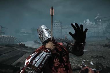 Chivalry: Medieval Warfare זמין בחינם דרך Steam
