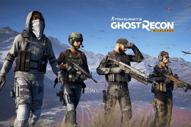 ביקורת - Ghost Recon: Wildlands