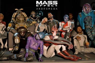 Bioware פונה אל שחקני Mass Effect Andromeda