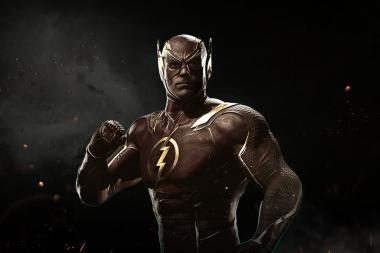 Injustice 2 מחמם מנועים עם טיזר חדש ל-Flash