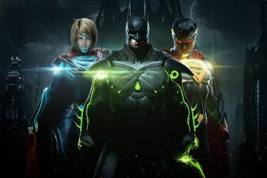 טריילר חדש מציג את מערכת ה-Gear לשיפור הדמויות במשחק Injustice 2