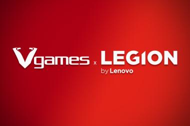 Lenovo ו-Vgames מכריזות על שותפות esports חדשה