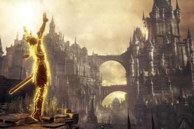 Dark Souls 3: The Fire Fades Edition שכולל את כל ההרחבות זמין לרכישה