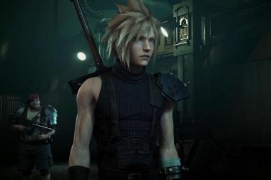 Final Fantasy VII Remake ו-Kingdom Hearts III לא יגיעו ב-2017