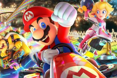 ביקורת - Mario Kart 8 Deluxe