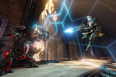 רשמים מהבטא - Quake Champions
