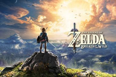 ביקורת - The Legend of Zelda: Breath of the Wild