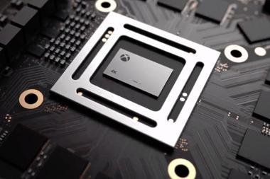 """בכיר ב-Xbox מבטיח שתכנית Project Scorpio """"נראית טובה מאוד"""""""