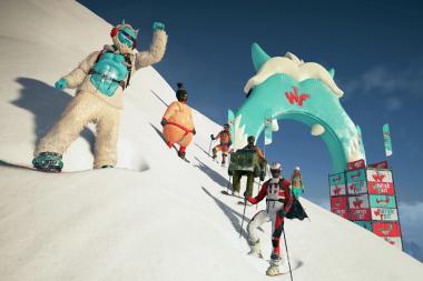משחק האקסטרים Steep של Ubisoft מתחדש עם חבילת תוכן