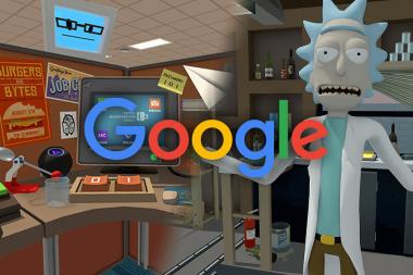Google רוכשת את האולפן שעומד מאחורי Job Simulator ו- Rick & Morty VR