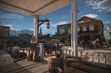 האם זו תמונה של Red Dead Redemption 2? מסתבר שלא