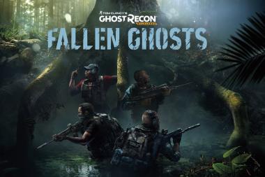 ההרחבה של Ghost Recon Wildlands תגיע בסוף החודש