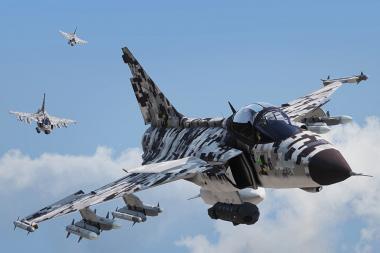 מטוסי הקרב מגיעים ל-Arma 3