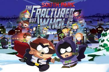 פורסם תאריך ההשקה הרשמי של South Park: The Fractured But Whole, שוב