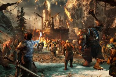 סרטון חדש ל-Middle-earth:Shadow of War חושף בפנינו את העולם פתוח במשחק