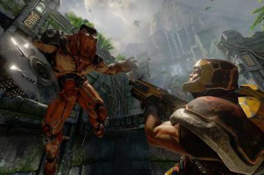 מצב Duel Mode מופיע בטריילר חדש למשחק Quake Champions