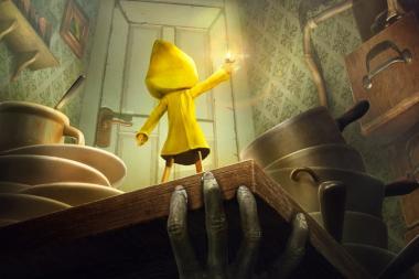 Little Nightmares מקבל טריילר מלא שבחים ורמז קצר לעתיד המשחק