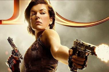 שובם של הזומבים: סדרת סרטי Resident Evil חוזרת למסך