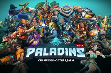 השחקנים באים: Paladins חצה 11 מיליון השחקנים