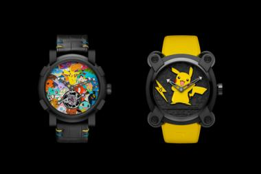 שעון Pokemon בשווי 258 אלף דולר החל להימכר