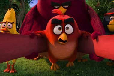 סרט ההמשך של Angry Birds מקבל תאריך צפוי ליציאה