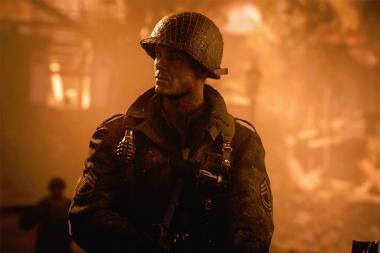 נחשפו פרטים חדשים בשידור חי על Call of Duty: WWII