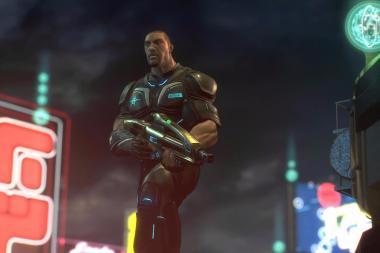 Crackdown 3 מצטרף לרשימת המשחקים שיתמכו בשירות Play Anywhere