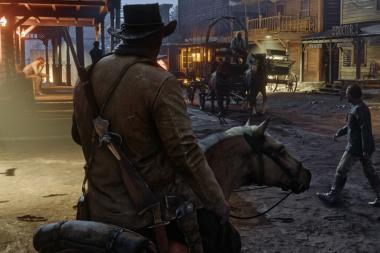 """Take Two: """"זה לא באמת משנה מתי Red Dead Redemption 2 יושק"""""""