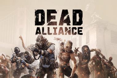 משחק הזומבים-יריות, Dead Alliance, הוכרז עבור PS4, Xbox One והמחשב
