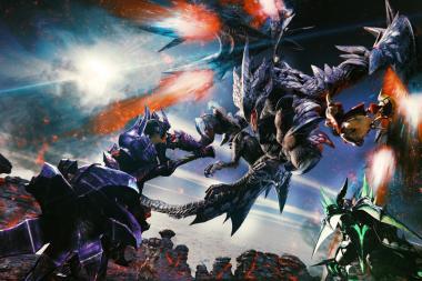 Monster Hunter XX יגיע לנינטנדו סוויץ'