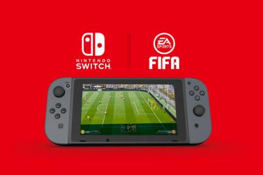 FIFA על הסוויץ' ייקרא EA SPORTS FIFA