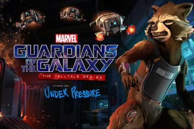 Guardians of the Galaxy: The Telltale Series: הפרק השני מגיע בעוד שבוע