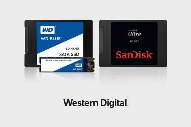 Western Digital השיקה את זיכרון ה-SSD מבוסס 64 שכבות 3D NAND