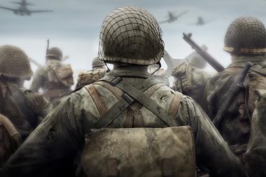 Call of Duty: WW2 יכלול מפות ייחודיות למולטיפלייר