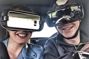 48 שעות רצופות בתוך VR