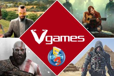 הציפיות של צוות ויגיימס מכנס E3 2017