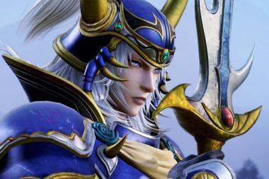 משחק לחימה המבוסס על דמויות מFinal Fantasy מגיע ל-PlayStation 4