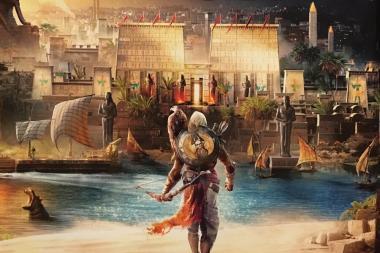 תאריך היציאה של משחק ה-Assassin's Creed החדש כנראה נחשף