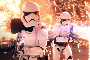 סרטון משחקיות של Star Wars: Battlefront II הודלף לפני E3